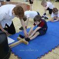 Детская спартакиада по программе МАУГЛИ-уракен карате 28