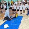 Детская спартакиада по программе МАУГЛИ-уракен карате 22