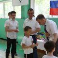 Детская спартакиада по программе МАУГЛИ-уракен карате 50