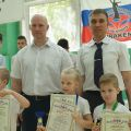 Детская спартакиада по программе МАУГЛИ-уракен карате 5