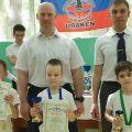 Детская спартакиада по программе МАУГЛИ-уракен карате 6