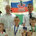 Детская спартакиада по программе МАУГЛИ-уракен карате 7