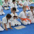 Экзамен на пояс карате киокусинкай в лицее 9 Волгограда 43