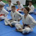 Экзамен на пояс карате киокусинкай в лицее 9 Волгограда 27