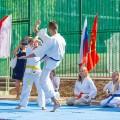 Показательные выступления каратистов Федерации Уракен Карате на открытии НОВОЙ спортивной площадки Лицея 9 38
