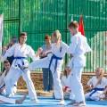 Показательные выступления каратистов Федерации Уракен Карате на открытии НОВОЙ спортивной площадки Лицея 9 32