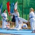 Показательные выступления каратистов Федерации Уракен Карате на открытии НОВОЙ спортивной площадки Лицея 9 27