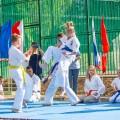 Показательные выступления каратистов Федерации Уракен Карате на открытии НОВОЙ спортивной площадки Лицея 9 28