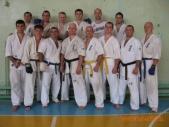 Общая тренировка Кумитэ г.Волжский 28 сентября 2008 (рис.1)
