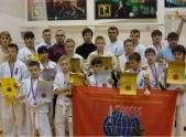 Чемпионат Южного Федерального Округа по карате Кёкусинкай