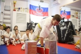 7 Летняя школа Федерации Киокушинкай УРАКЕН карате Волгоградской области 2021  (рис.19)
