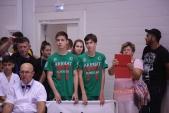Всероссийские соревнования по киокусинкай в рамках 11-х открытых Всероссийских юношеских Игр боевых  (рис.15)