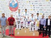 Всероссийские соревнования по киокусинкай в рамках 11-х открытых Всероссийских юношеских Игр боевых  (рис.37)