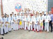 Всероссийские соревнования по киокусинкай в рамках 11-х открытых Всероссийских юношеских Игр боевых  (рис.39)