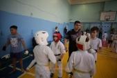 Боевая тренировка с каратистами города Волжского (рис.11)