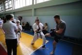 Боевая тренировка с каратистами города Волжского (рис.12)