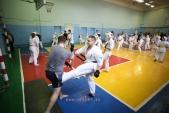 Боевая тренировка с каратистами города Волжского (рис.13)