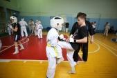 Боевая тренировка с каратистами города Волжского (рис.14)