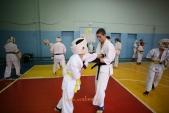 Боевая тренировка с каратистами города Волжского (рис.15)
