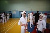 Боевая тренировка с каратистами города Волжского (рис.16)