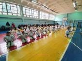 Боевая тренировка с каратистами города Волжского (рис.3)