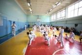 Боевая тренировка с каратистами города Волжского (рис.5)