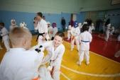 Боевая тренировка с каратистами города Волжского (рис.8)