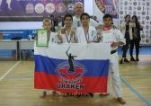 Чемпионат и Первенство Волгоградской области по Кекусинкай по кумитэ (рис.3)