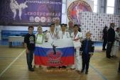 Чемпионат и Первенство Волгоградской области по Кекусинкай по кумитэ (рис.4)