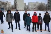 Воскресная тренировка спортсменов СК УРАКЕН-Кросс
