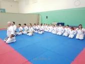 5-й Зимний лагерь спортивного клуба каратэ киокусинкай УРАКЕН