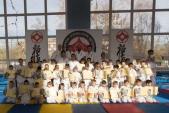 Аттестация и посвящение в каратисты в Волгоградской Федерации Киокусинкай (рис.7)