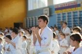 Аттестация и посвящение в каратисты в Волгоградской Федерации Киокусинкай (рис.11)