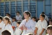 Аттестация и посвящение в каратисты в Волгоградской Федерации Киокусинкай (рис.13)