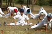 Тренировка на Мамаевом Кургане по случаю начала нового 2018-2019 учебно-тренировачного года (рис.38)