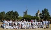 Традиционная общая тренировка на Мамаевом Кургане по случаю начала нового 2019-2020 учебно-тренировочного года