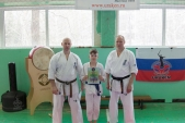 Мастер класс в Федерации Киокушинкай Волгоградской области (рис.33)