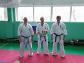 Мастер класс в Федерации Киокушинкай Волгоградской области (рис.6)