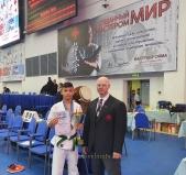 Международные соревнования по киокусинкай Russian Open Junior Cup-2021 (рис.19)