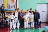 Открытое Первенство АМУ ФКС по карате раздел Кумитэ (рис.4)