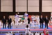Результаты 32 Чемпионата и Первенства Европы среди детей 12-17 лет по кумитэ и ката Варна Болгария (рис.24)