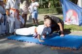 Сдача нормативов ГТО в Волгоградской федерацие каратэ Киокушинкай (рис.19)