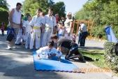 Сдача нормативов ГТО в Волгоградской федерацие каратэ Киокушинкай (рис.21)