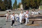 Сдача нормативов ГТО в Волгоградской федерацие каратэ Киокушинкай (рис.27)