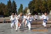 Сдача нормативов ГТО в Волгоградской федерацие каратэ Киокушинкай (рис.29)