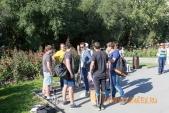 Сдача нормативов ГТО в Волгоградской федерацие каратэ Киокушинкай (рис.3)