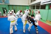 Совместная боевая тренировка в Лицее 9 (рис.11)