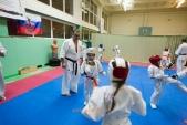 Совместная боевая тренировка в Лицее 9 (рис.16)