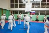 Совместная боевая тренировка в Лицее 9 (рис.18)