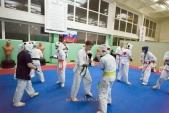 Совместная боевая тренировка в Лицее 9 (рис.19)